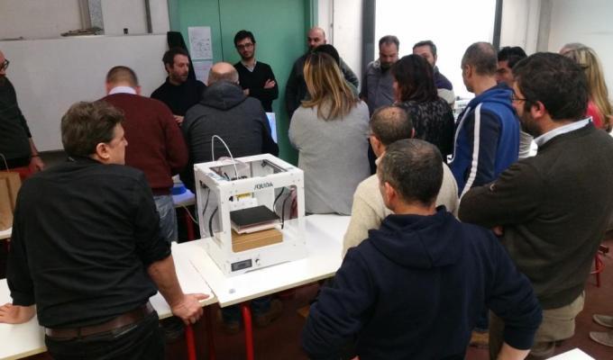 Scuola, cooperazione & stampa3D