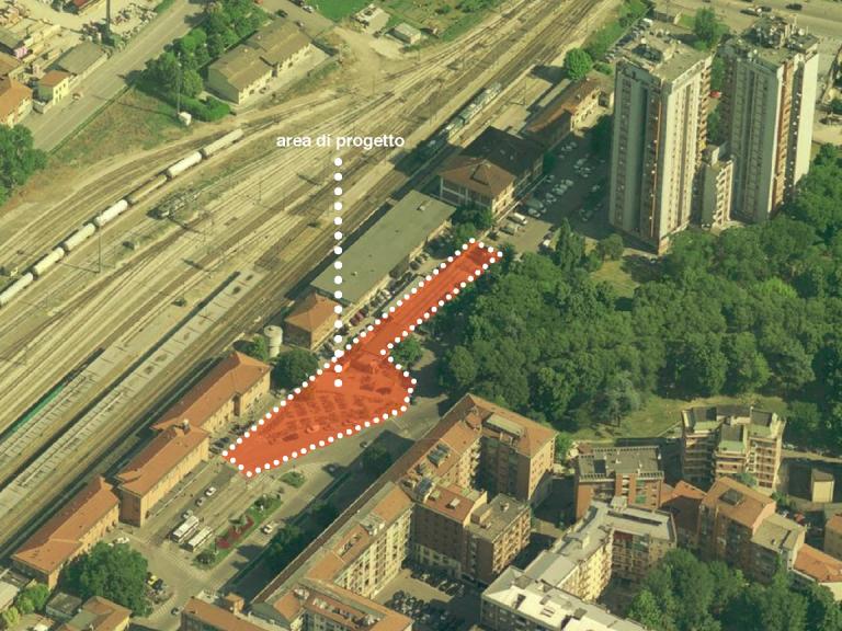 Una Velostazione per Ferrara